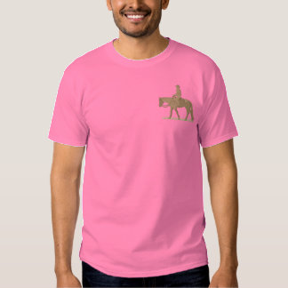 Pleasure Rider Embroidered T-Shirt