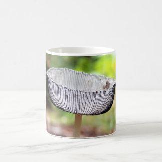 Pleated Inkcap Mushroom Mug