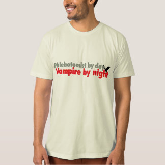 Plebotomist By Day T-Shirt