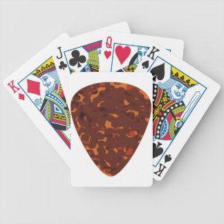 Plectrum Bicycle Playing Cards