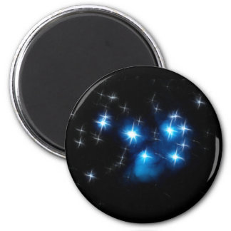 Pleiades Blue Star Cluster Magnet