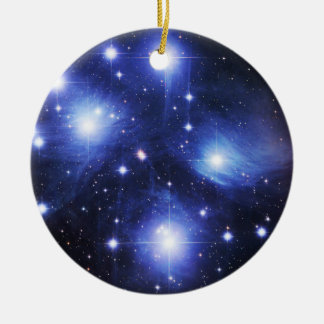 Pleiades Ceramic Ornament