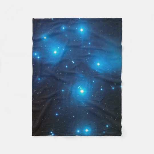 Pleiades Fleece Blanket