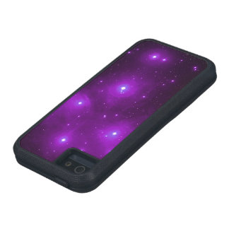 Pleiades in Purple iPhone 5 Cases