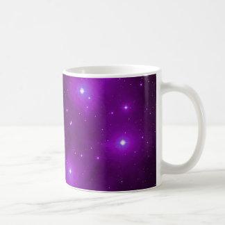 Pleiades in Purple Mug