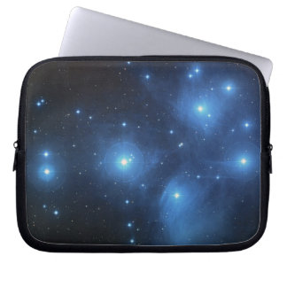 Pleiades or The Seven Sisters M45 Laptop Sleeve