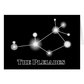 Pleiades with Title - Cards