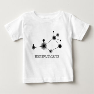 Pleiades with Title - Child Clothes Baby T-Shirt
