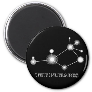 Pleiades with Title - Magnets