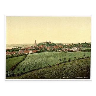 Plen (i.e., Plön) in Holstein, Kiel, Schleswi Postcard