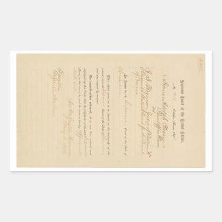Plessy v. Ferguson 163 U.S. 537 (1896)