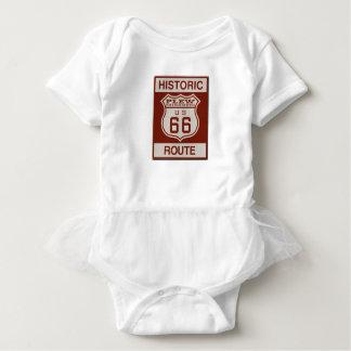Plew Route 66 Baby Bodysuit