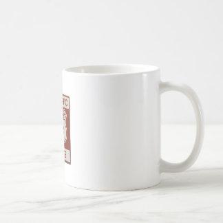 Plew Route 66 Coffee Mug