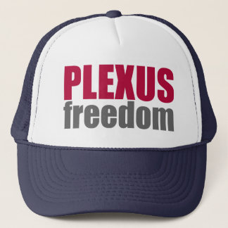 Plexus Freedom Trucker Hat