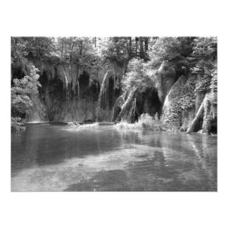 Plitvice Lakes, Croatia Photo Print