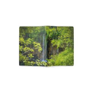 Plitvice Lakes National Park in Croatia Passport Holder