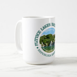 Plitvice Lakes NP Coffee Mug