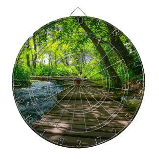 Plitvice National Park in Croatia Dartboard
