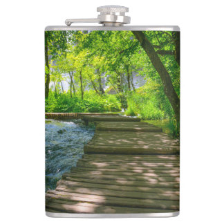 Plitvice National Park in Croatia Flasks