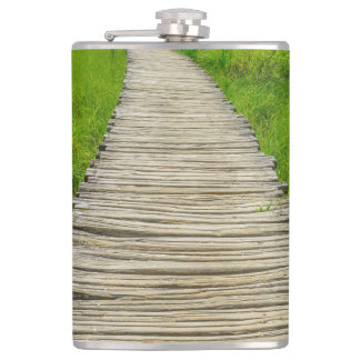 Plitvice National Park in Croatia Hiking Trails Flask