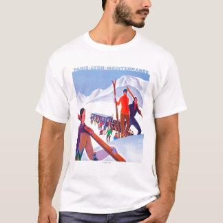 PLM Railway Promotional Poster T-Shirt