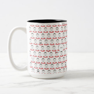 Plop. Two-Tone Coffee Mug