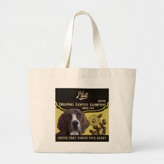 Plott Brand – Organic Coffee Company Tote Bags