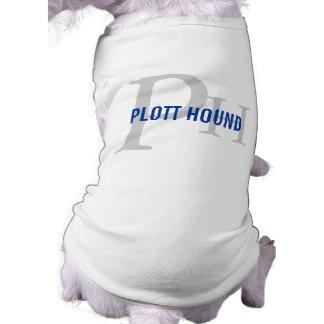 Plott Hound Breed Monogram Pet Clothes