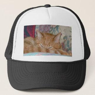 Plotting Trucker Hat