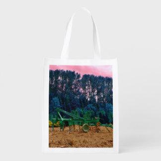Plough Reusable Grocery Bag
