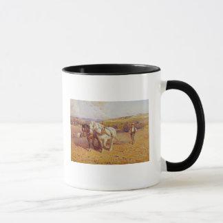 Ploughing Mug