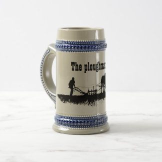 Ploughman's Beer Stein
