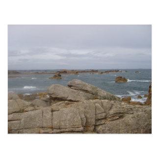Plougrescant - postcard