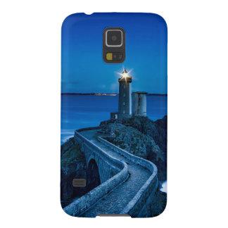 Plouzane, France, Lighthouse Galaxy S5 Cases
