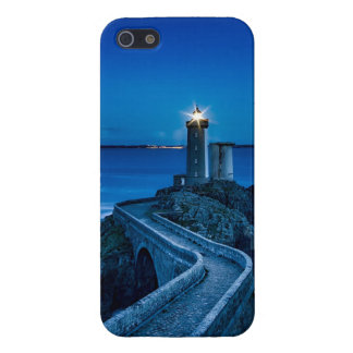 Plouzane, France, Lighthouse iPhone 5/5S Covers