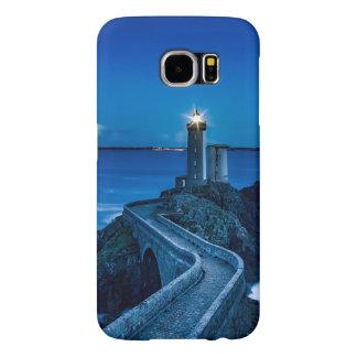 Plouzane, France, Lighthouse Samsung Galaxy S6 Cases