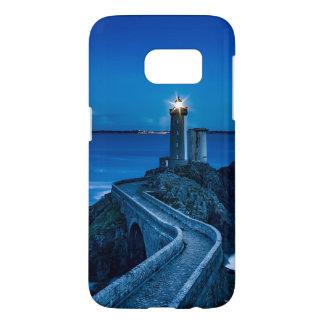 Plouzane, France, Lighthouse Samsung Galaxy S7 Case
