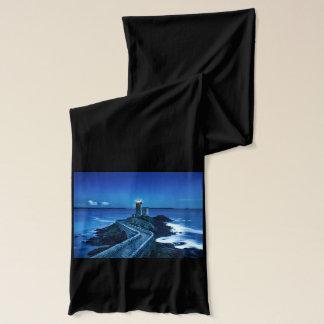 Plouzane, France - Lighthouse Scarf