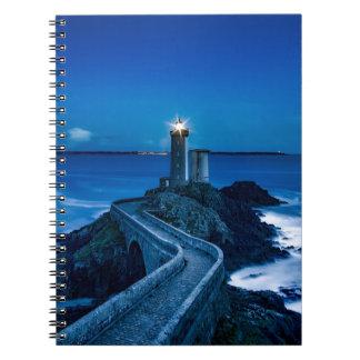 plouzane spiral notebook