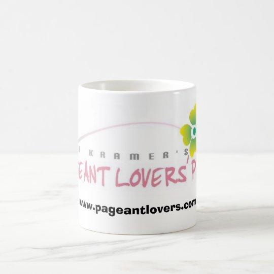 PLP8, www.pageantlovers.com - Customized Coffee Mug