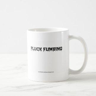 Pluck fumbing mug