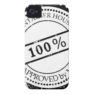 Plug Approved by Maker Case-Mate iPhone 4 Case