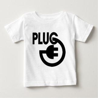 plug baby T-Shirt