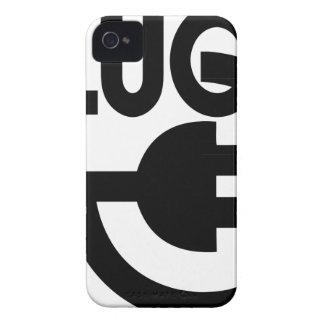 plug iPhone 4 cases