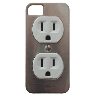 Plug Outlet iPhone 5 Covers