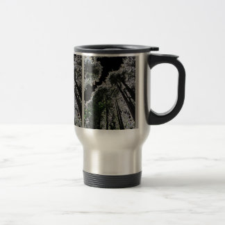 Plugged in Redwoods Travel Mug