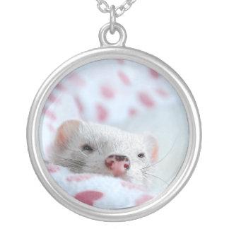 Pluie d'amour - Ferret Necklace