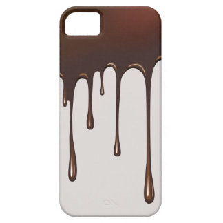 Pluie de chocolat coque barely there iPhone 5