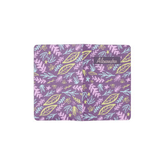 Plum Autumn Shades Pocket Notebook