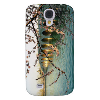 Plum Blossom & Pagoda Phone Case